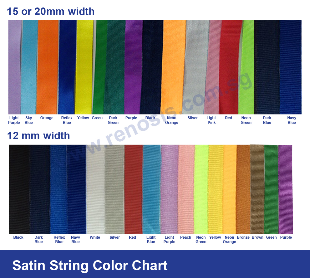 Lanyard color chart singapore 91817766 no moq cheap fast immediate for all corporate schools training keynotes workshops coaching teambuilding seminars on topics of behavior body language sales click to find out nvjuhfo Images