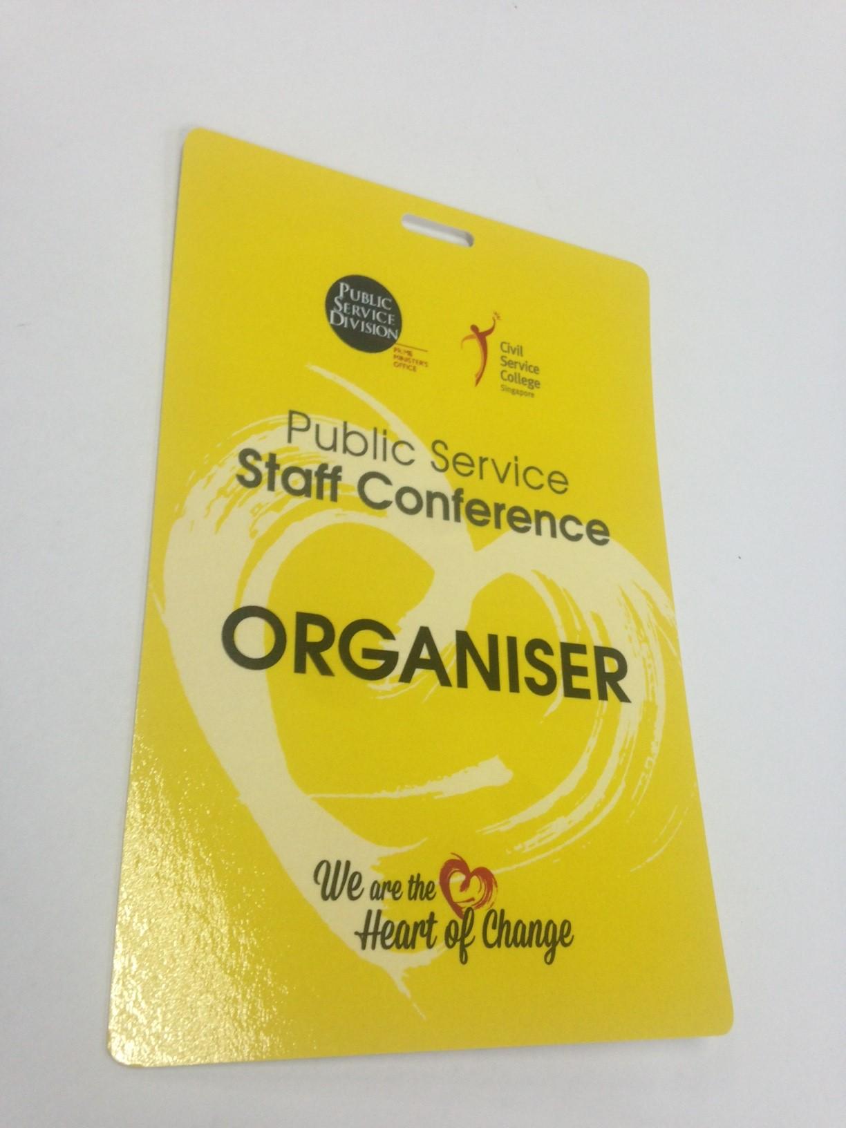 Online Order Identification Staff ID Door Access Cards