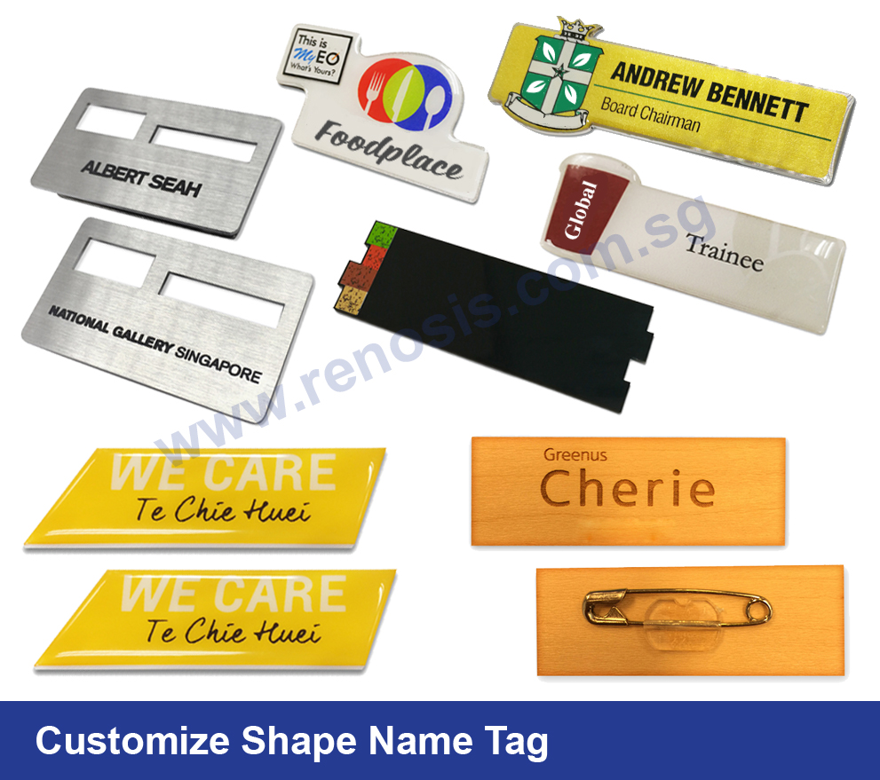 Name Tags Supplier Singapore No Moq 91817766 Fast Cheap Gd Quality