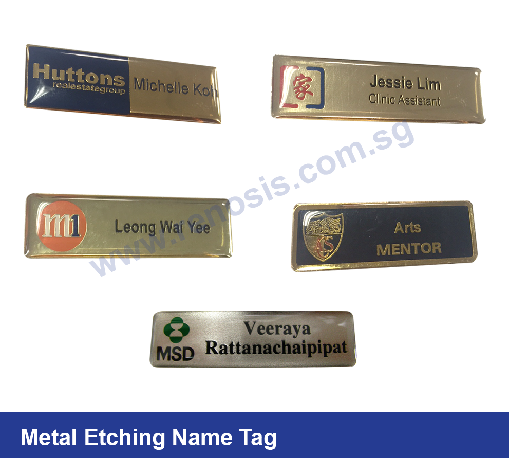 Name Tags Supplier Singapore No Moq 91817766 Fast Cheap Gd