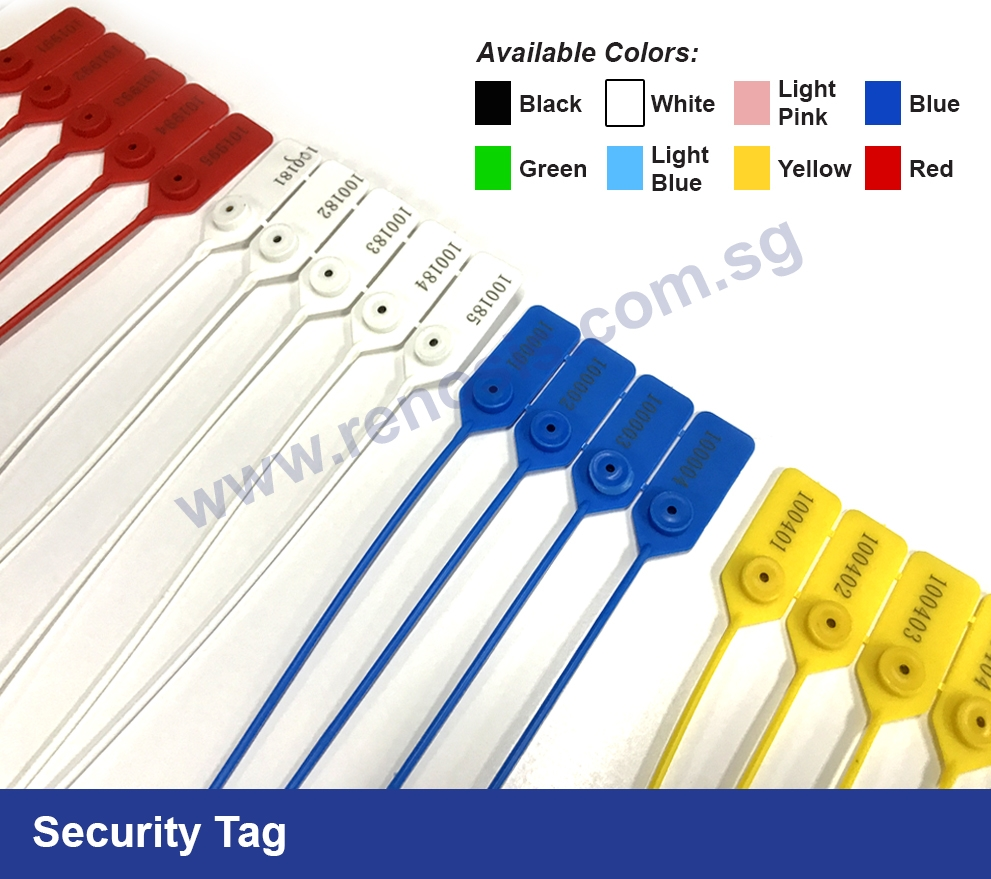 Security Plastic Tag Singapore 91817766 no MOQ Cheap Fast Immediate